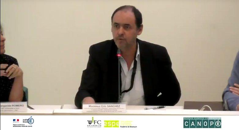 Intervention sur les recherches collaboratives à Besançon