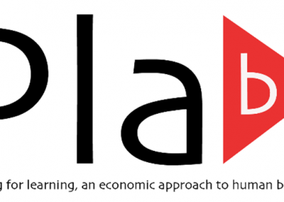 PLAY – Playing for Learning, an Economic Approach to Human Behavior