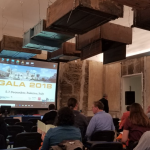 Conférence GALA (SGS) à Palerme (Italie) – jour 1 (05.12.18)