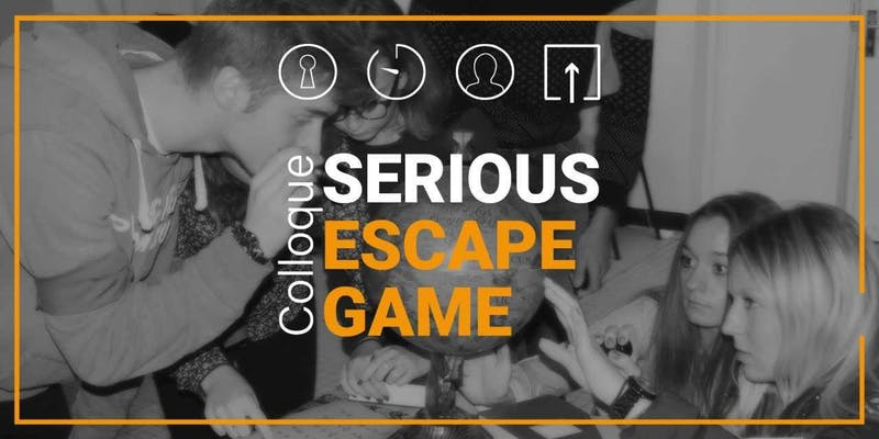 Serious Escape Game – Lille – Jour 2