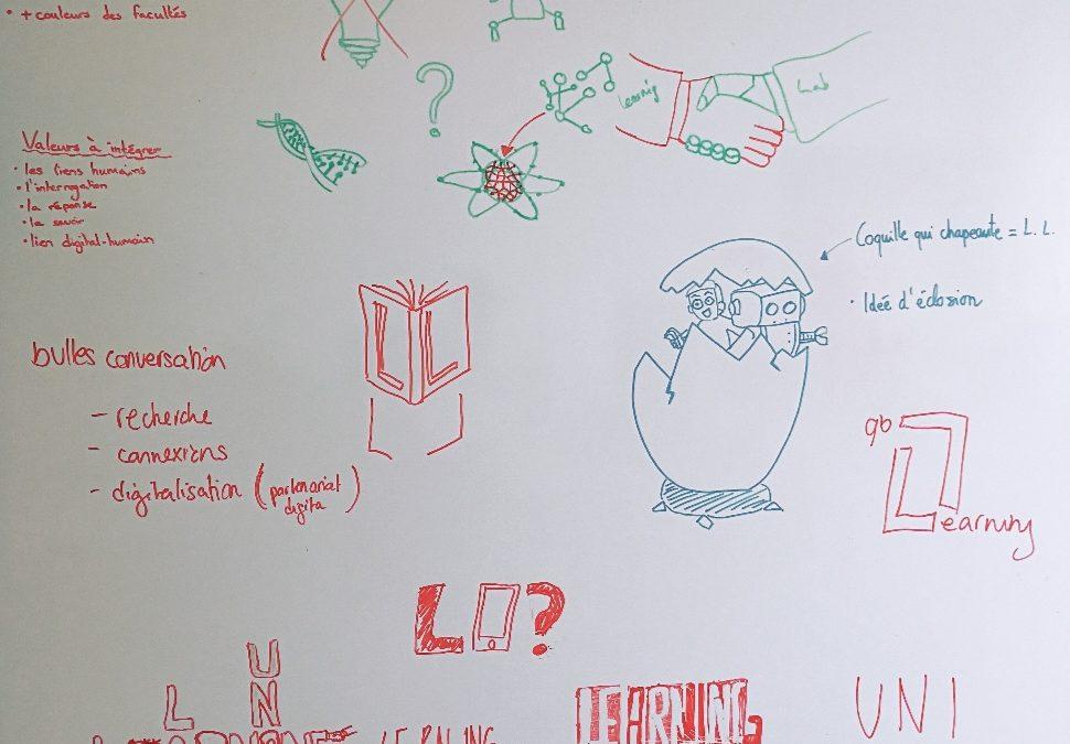 Le Learning Lab sollicite votre aide pour la création de son nouveau LOGO !